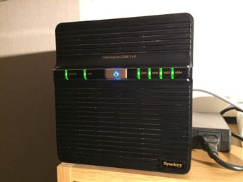 Synology Diskstation DS411+II