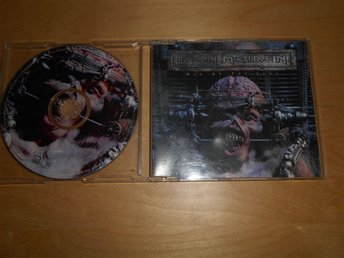 IRON MAIDEN - CDsingel - Man on the edge - RARE