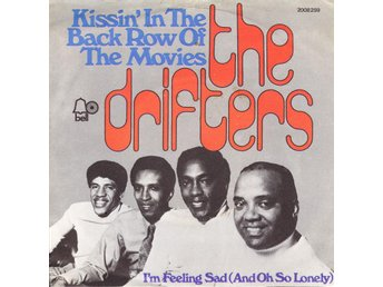 The Drifters - Kissin' In The Back Row Of The Movies (Vinyl)