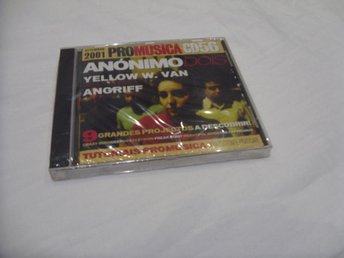 ProMusica CD56 September 2001 Portugal Music audio CD Mac PC CD ROM