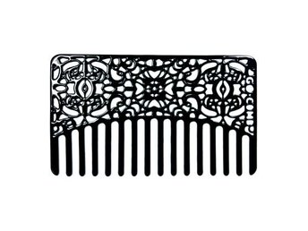 Go-Comb Midnight Lace