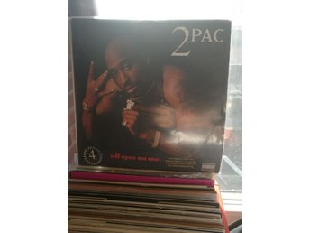 2pac All Eyes on me promo