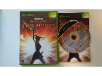 Xbox: Baldur's Baldurs Gate: Dark Alliance