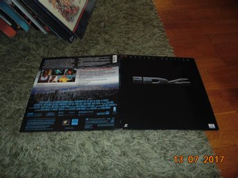 ID4 Independence day - THX AC-3 Special edition mkt extra matrial 2st Laserdisc