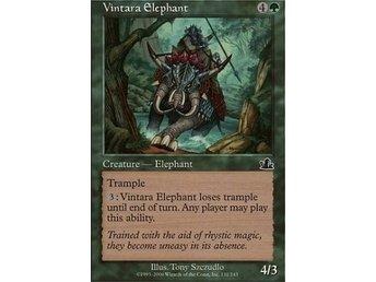 MTG-kort: Vintara Elephant [Prophecy] - Hova - MTG-kort: Vintara Elephant [Prophecy] - Hova