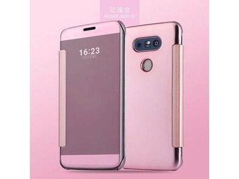 LG G5 Clear View Mirror Rosa skal flipcover flip cover skydd skyddskal window - Umeå - LG G5 Clear View Mirror Rosa skal flipcover flip cover skydd skyddskal window - Umeå