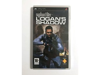 Syphon Filter: Logan's Shadow – spel till Playstation Portable, PSP