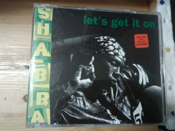 Shabba Ranks - Let's Get It On, CD