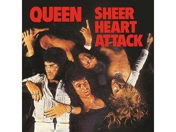 Queen: Sheer heart attack 1974 (2011/Rem) (2 CD)