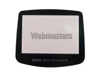 Game boy Advance Skärm Lins (Plast)