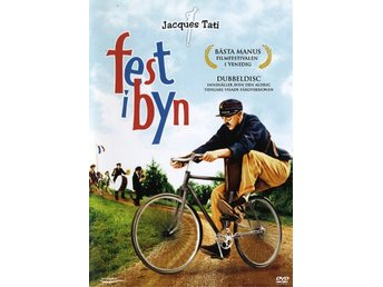Fest I Byn (2-disc)-av Jacques Tati med Guy Decomble och Jacques Tati.