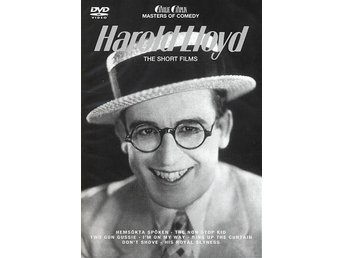 Harold Lloyd / The short films (DVD)