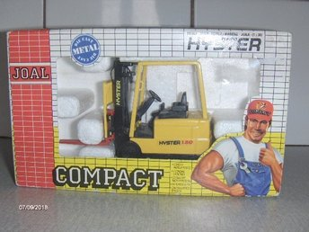 Joal 1/30 - Hyster Gaffeltruck + Ask
