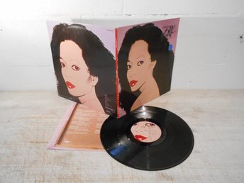 Diana Ross - Silk Electric Holl Orig-82 !!!!!