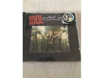 CD Billy Idol, Vital Idol
