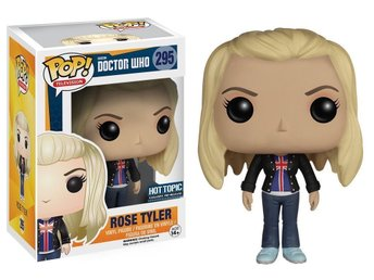 Funko POP! Television 295 - Doctor Who - Rose Tylor