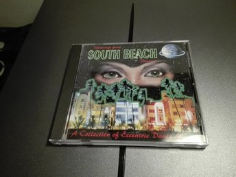 Greetings From South Beach (vol 4) (CD 1997, USA-import) NY/OSPELAD dance
