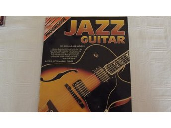 Progressive JAZZ Guitar - For beginning Jazz Guitarists