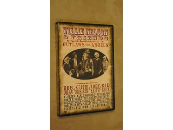 WILLIE NELSON & FRIENDS - OUTLAWS AND ANGELS (DVD)