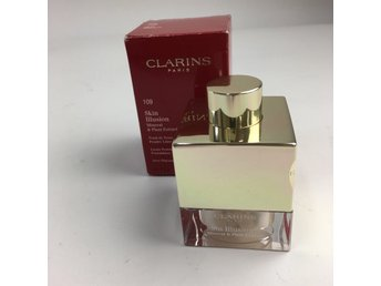 Clarins, Foundation, 109 Wheat, Röd