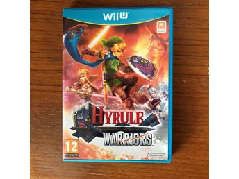 Wii U Zelda hyrule warriors