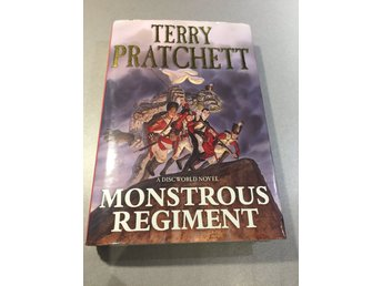 Terry Pretchett Monstrous Regiment