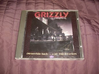 Grizzly - Meanwhile back at the station