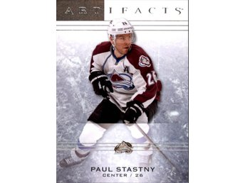 2014-15 Artifacts #40 Paul Stastny