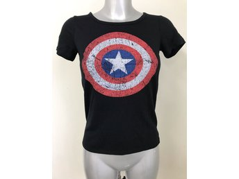 Marvel T-Shirt Stl: XS