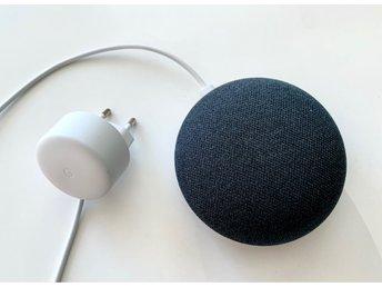Google Home mini Svart   telius
