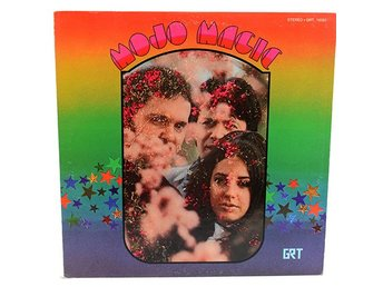 Mojo - Mojo Magic GRT 10003 LP 1969