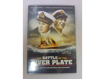 DVD - The Battle Of The River Plate