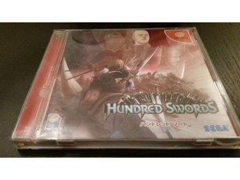 Hundred swords Dreamcast JAP