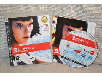 Mirror's Edge (PS3) Playstation 3 Mirrors Komplett Nyskick - Hässleholm - Mirror's Edge (PS3) Playstation 3 Mirrors Komplett Nyskick - Hässleholm