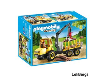 Playmobil Trätransport Ord. Pris 329:-