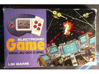 Electronic game LSI game (LCD spel) - Retro! - Strängnäs - Electronic game LSI game (LCD spel) - Retro! - Strängnäs