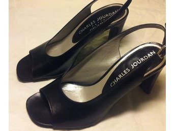 Charles Jourdan pumps - vintage