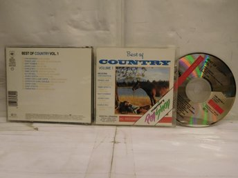 BEST OF COUNTRY - VOL. 1 - V/A - MEMORY POP SHOP