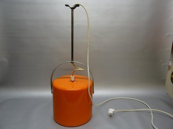 RETRO ORANGE TAKLAMPA SPOTLIGHT DANMARK