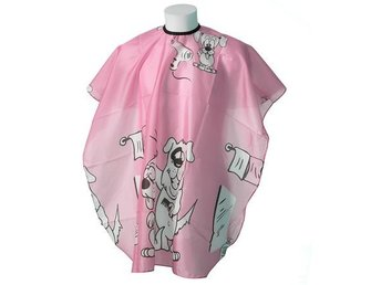 Childs Cape Doggy Pink