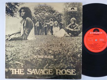 Savage Rose - In the plain CLASSIC DANISH PSYCH ROCK!