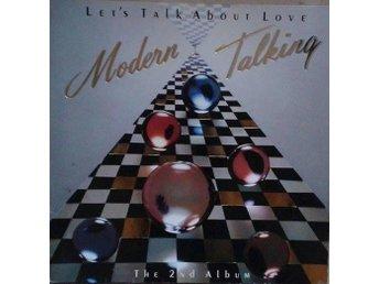 Modern Talking titel*Let's Talk About Love The 2nd Album* Europop, Disco - Hägersten - Modern Talking titel*Let's Talk About Love The 2nd Album* Europop, Disco - Hägersten
