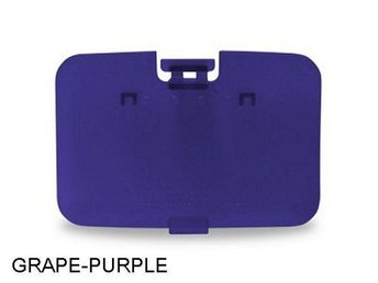 Lucka till Nintendo 64 (Grape/Purple)