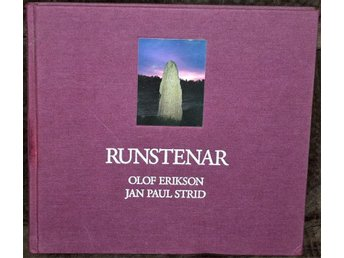 Runstenar av Jan Paul Strid 1991