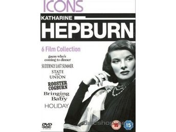 Katherine Hepburn - Icons collection (6-disc) (Import)