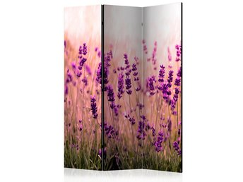 Rumsavdelare - Lavender in the Rain Room Dividers 135x172