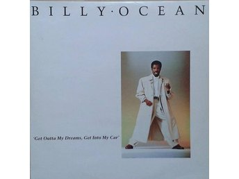 "Billy Ocean title* Get Outta My Dreams, Get Into My Car*Synth-pop 12""-maxi"