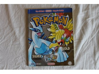 Pokémon Silver & Gold Official Player's Guide