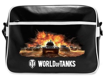 Messenger Bag - Spel - World of Tanks (ABYBAG271)
