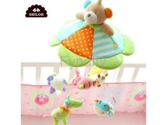Stroller toy Happy teddy